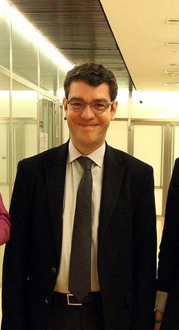 Alvaro Nadal, portavoz económico del Grupo Popular en el Congreso