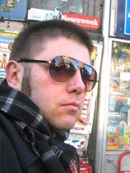 Gafas de sol, invierno, ojo seco