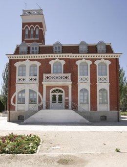 Sede de la Fundación de Patrimonio Histórico de Castilla y León