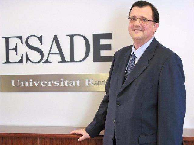 Francesc Xavier Mena, conseller de Empresa y Ocupación