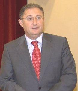 El alcalde de Cuevas del Almanzora (Almería), Jesús Caicedo