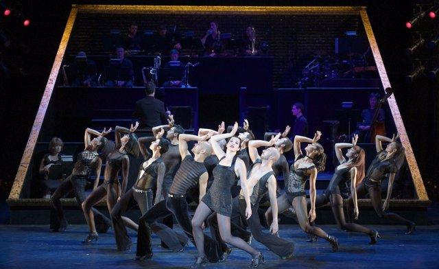 El musical 'Chicago'