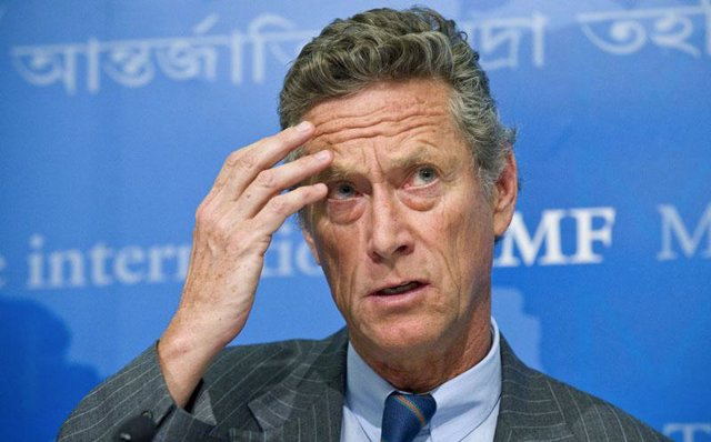 Olivier Blanchard, economista del FMI
