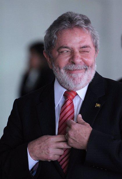 """Brasil.- Lula: """"Fue un gusto pasar por la Presidencia viendo a EEUU, Europa y Japón en crisis"""""""