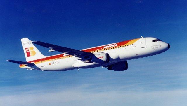 A320 de Iberia