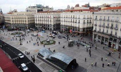 La Policía Municipal controlará los accesos a la Puerta del Sol hoy a partir de las 20 horas