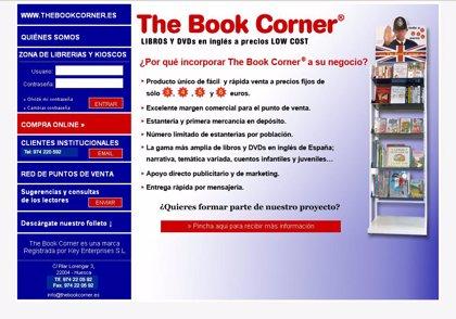 Una web de venta online de libros y DVD en inglés a precios 'low cost'