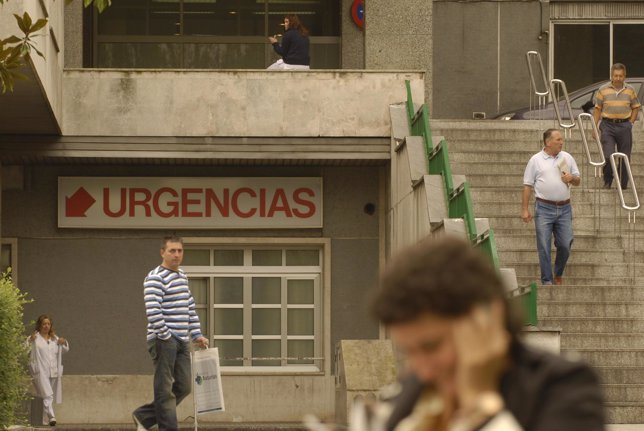 Hospital general en Oviedo (Asturias)