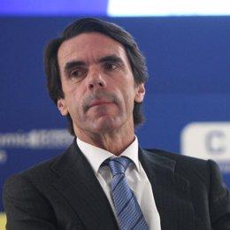 José María Aznar, ex presidente del Gobierno