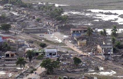 Las autoridades cariocas ordenan evacuar a 1.400 residentes de la sierra