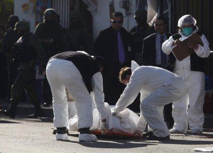 Al menos nueve muertos en una oleada de ataques en Monterrey (México)