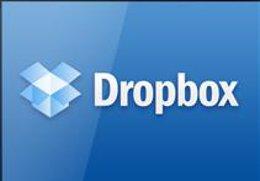 Logotipo de la compañía Dropbox.