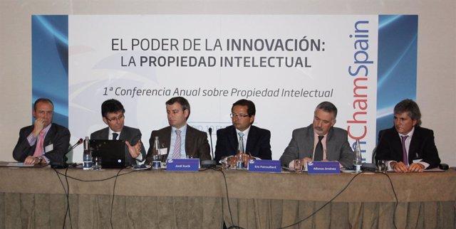 Jornada sobre innovacion en la industria farmaceutica