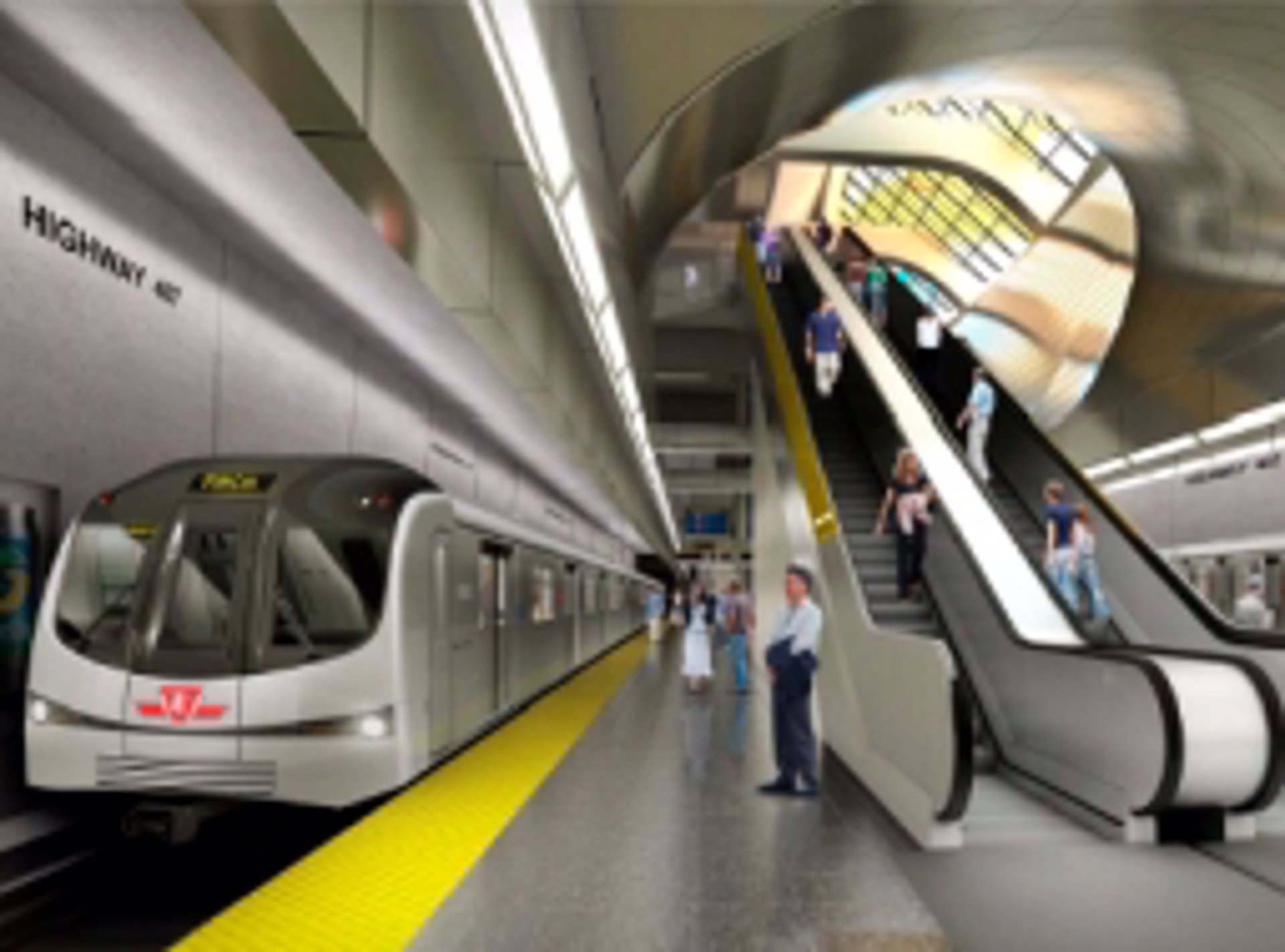 Economía/Empresas - FCC y OHL entran en Canadá al adjudicarse la ampliación  del metro de Toronto por 304 millones