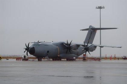 Sevilla.- Economía.- Innova.- STSA inaugura su nuevo hangar de pintura y sellado en San Pablo, por 18 millones