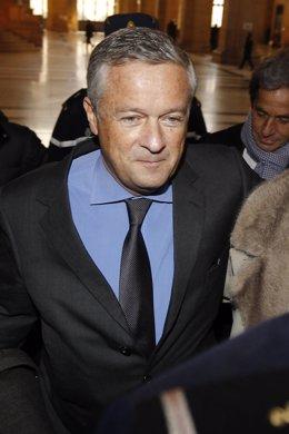 El ex presidente de Vivendi Jean-Maria Messier