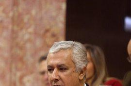 Arenas dice que en Andalucía ya no hay miedo al cambio político