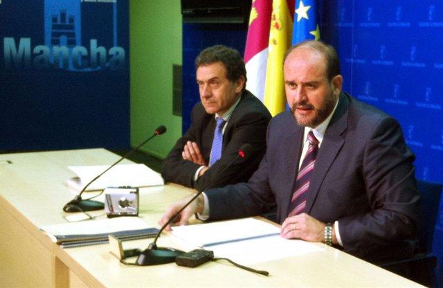Josep Puxeu y José Luis Guijarro