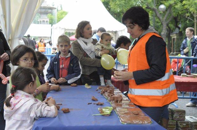 Voluntarios Madrileños