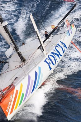 Foncia Barcelona World Race