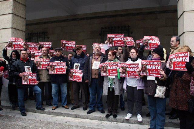 Juicio contra 'el Cuco', Marta del Castillo