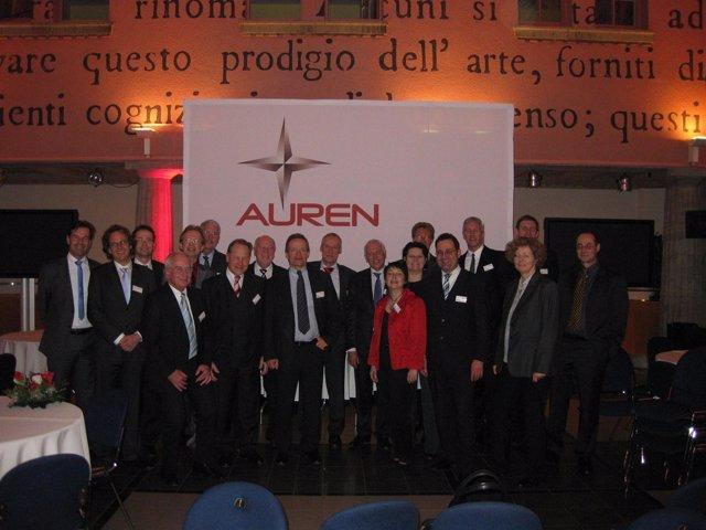 Oficina de Auren en Alemania
