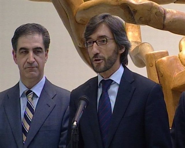 El secretario general del PP vasco, Iñaki Oyarzábal