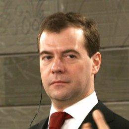 Medvedev visita Madrid
