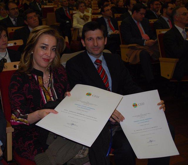 Premio Angel Herrera a la Solidaridad