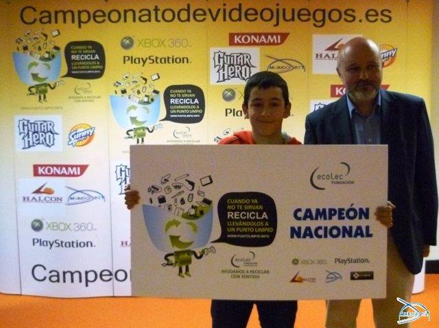 Ndp. Dos Cacereños Campeones Nacionales De Videojuegos