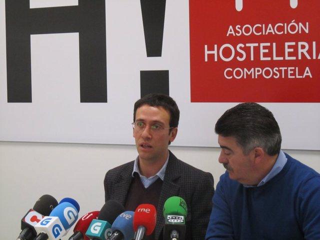 Aser Álvarez Hostelería Compostela