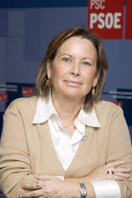 La dirigente del Partido Socialista Canario, Francisca Luengo.