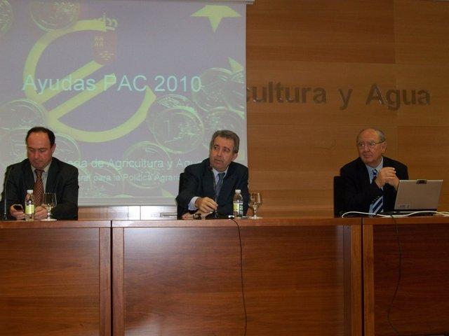 Presentación de las ayudas de la PAC