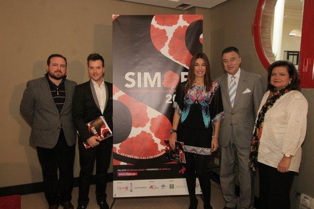 Presentación de Simof en Fibes.
