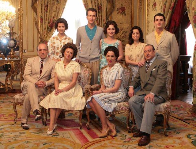 Reparto de Sofia serie de Antena 3