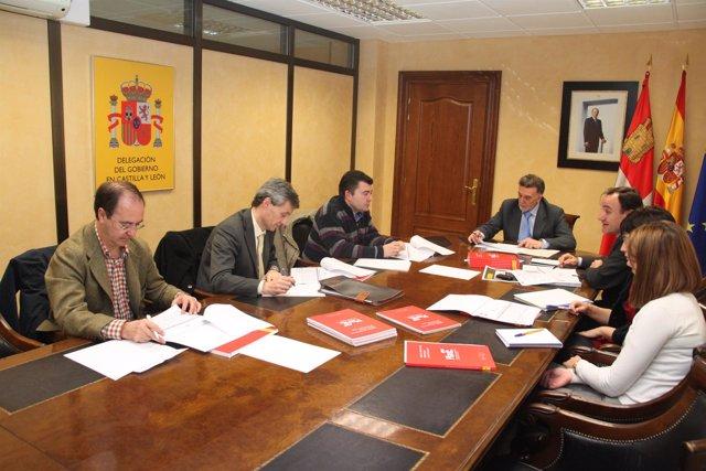 Delegación, Documentación Comisión Territorial Plan E