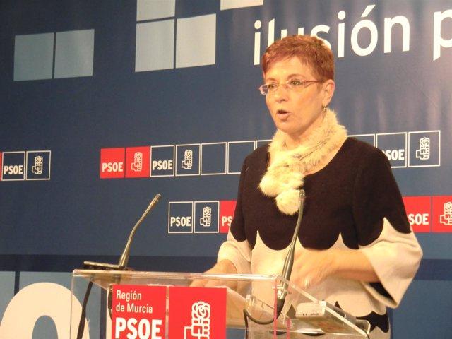 García Retegui en rueda de prensa