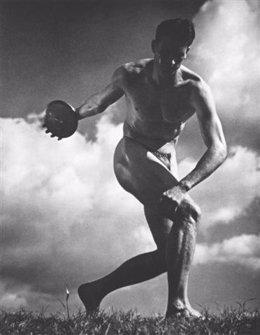 Una de las instantáneas de Leni Riefenstahl