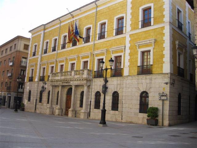 Auntamiento de Teruel