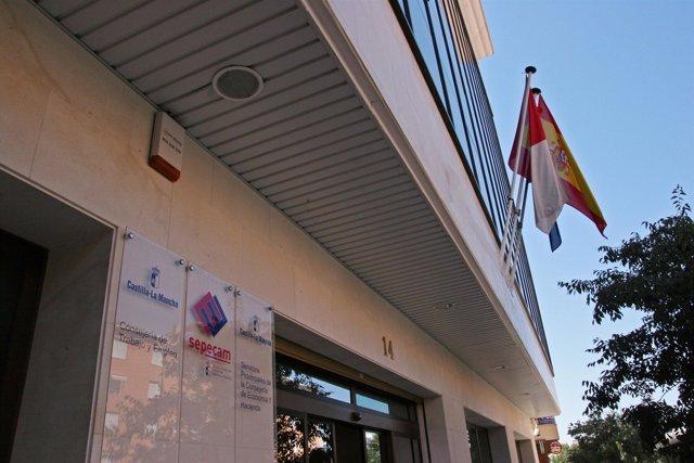 Consejería de Trabajo de la Junta de Castilla La Mancha