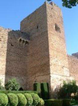 Imagen del castillo de Priego de Córdoba