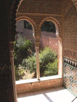 Torre de las Infantas, de la Alhambra de Granada