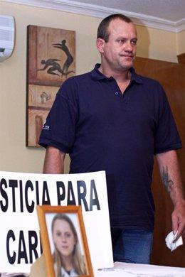 El padre de la joven fallecida en Rute (Córdoba), pendiente de juicio