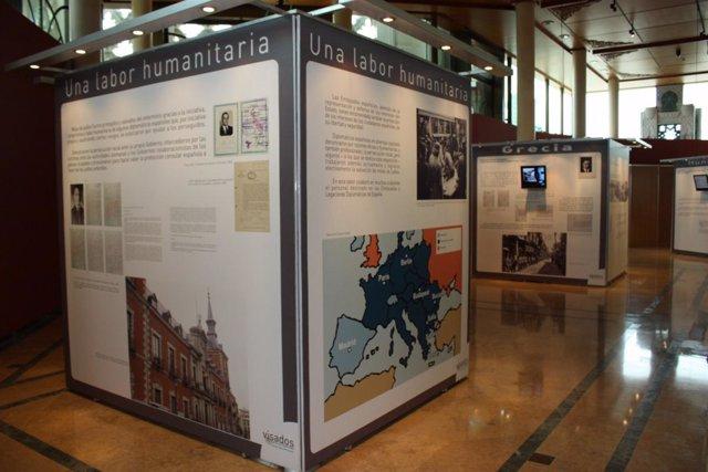 Exposición 'Visados Para La Libertad. Diplomáticos Españoles Ante El Holocausto'