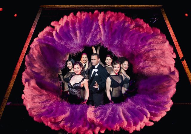 Imagen del musical Chicago