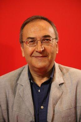 El portavoz adjunto del PSC en el Parlament, Joan Ferran.