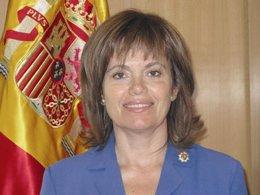 Inmaculada Montalbán, presidenta del Observatorio contra la Violencia Doméstica