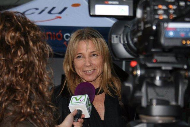 Joana Ortega, CiU
