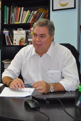 El presidente de Asaga, Henry Sicilia