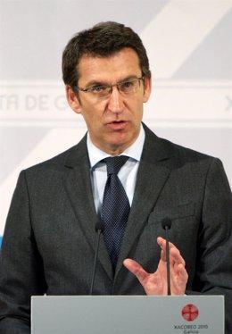 Alberto Núñez Feijoo